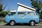 Volkswagen Bus Vanagon Westfalia pop top traverser camper van gtrv 1980 volkswagen vanagon westfalia poptop camper only 68 000 original miles