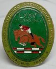 EQUESTRIAN SPORTS/ CSIO MADRID 1985 International HORSE SHOW JUMPING Pin Badge