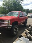 Chevrolet: Tahoe K1500 gas 1996 for $5000 dollars