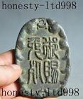 Collect Rare old Chinese Dynasty palace bronze  Amulet periapt Pendant statue