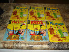 VINTAGE KING COMICS LOT POPEYE AND BEATLE BAILY EL MARIO