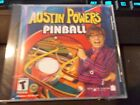 Video Game PC Austin Powers Pinball /For Windows 98/Me/XP or higher/ Brand New