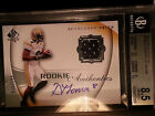 2010 SP AUTHENTIC DEMARYIUS THOMAS ROOKIE JERSEY ONCARD AUTO #55 199 BGS 8.5 10