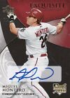 Miguel Montero, 2007 Upper Deck, ROOKIE!!!, AUTOGRAPH!!!, 61 75 Limited Edition