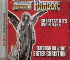 Night Ranger Greatest Hits Live In Japan New