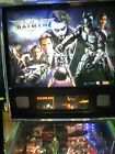 Stern Batman Pinball machine  HUO ,  partial leds extras super nice