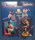 1998 Starting Lineup GREG MADDUX ATLANTA BRAVES  New!