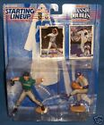 1997 Starting Lineup Classic Doubles Randy Johnson Nolan Ryan