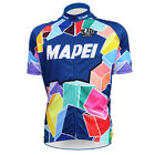 MAPEI Cycling Jersey Bike Clothing Bicycle Apparel Ciclismo 6XL5XL4XL SXS2XS