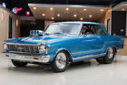Chevrolet Nova World Famous Dobbertin Nova 14x Magazine Cover Car Street Machine of the Year
