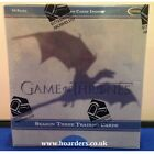Game of Thrones Season 3 Sealed Box of Trading Cards