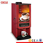Full-Automatic Coffee Machine Commercial Household Large Capacity Three Flavers