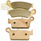 F+R Brake Pads Honda CR 125 250 500 (87-01) CRF 230 (08-11) XR 250 400 600 650