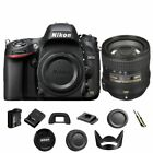 Nikon D610 DSLR Camera Body + 24 85mm f 35 45G ED VR Lens