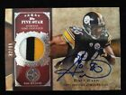 2011 Topps Five Star Hines Ward Jersey Relic On-card Auto 82 99 Steelers