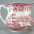 Royal Staffordshire Clarice Cliff/Alfred Meakin Tonquin Red EUC Vintage Creamer