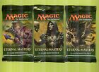 Magic 3 Eternal Masters Booster Packs 1 8 Box SEALED MTG BOOSTERS