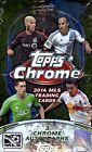 2014 Topps Chrome MLS Soccer Hobby Box (Sealed)