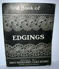 VINTAGE 1914 A BOOK OF CROCHETER EDGINGS INSTRUCTIONS