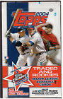 2004 Topps Traded and Rookies Baseball Factory Sealed Box