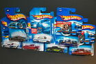 Hot Wheels ~ Chevy Impala`s ~ Lot of 7 ~None Same All Carded ~ `96 - `08