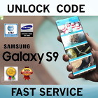 FACTORY UNLOCK SERVICE CODE IMEI ATT Samsung Galaxy S9 S8 S7 A Edge All Models