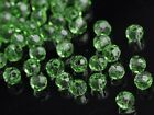 Wholesale Czech Round Faceted Crystal Glass Loose Beads Crafts 34681012mm