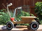 Vintage Radio Flyer Scooter / Tricycle American made solid Maple classic collect