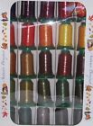 Exquisite Autumn Embroidery Thread Set 1100 yd New