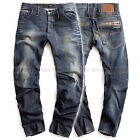 G STAR RAW JEANS PANTS LOOSE TAPERED PALE DENIM VINTAGE AGED W3433 L34 RRP 269