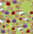 Three Bugs in a Rug What a Hoot Cloud 9 12x12 papers Owls