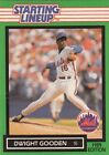 1989 Starting Lineup DWIGHT GOODEN Card NrMint