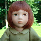1995 Maggie Iacono Effie Felt Girl Doll Limited Edition 42 75