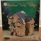 Heartland Valley Village Porcelain Lighted House
