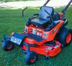 2013 KUBOTA ZD323 60 COMMERCIAL ZERO TURN LAWN MOWER 23HP DIESEL HYD LIFT DECK