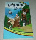 Abeka Reading Book Strong and True Book 1i First Grade Homeschool