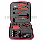 Updated 6 in 1 Vape DIY Coil Tool Kit for Jig Rebuildable Atomizer Vaporizer
