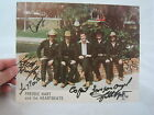 Vintage Country Music Promo Photo Freddie Hart and the Heartbeats Autographed