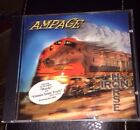 Ampage - Iron Horse (CD, 1997, Higher Source Records, USA)