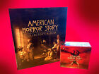 AMERICAN HORROR STORY SEALED TRADING CARD BOX AND BINDER (LAST SET)