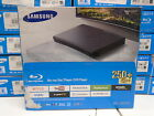 Samsung BD-J5100 Smart Curved Blu-ray DVD Player DISTRESSED PACKAGE