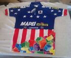 NWT NEW Sportful M Mapei Rodriguez Quick Step Colnago Latexco M Jersey Cycling