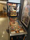 Williams CYCLONE Modern Carnival Classic Arcade Pinball Machine