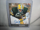 1997 UD NFL Legends Autographs #AL-15 Ray Nitschke Auto Green Bay Packers