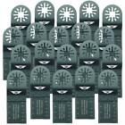 20 x 35mm Fine Tooth Blades for Fein Multimaster Bosch Makita Ryobi Multitool