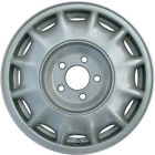 04022 Refinished Buick Park Avenue 1997 2001 16 Wheel Rim Silver w Machined Lip