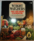 VTG Weight Watchers 365 Day Menu Cookbook 1st Edition