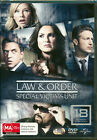 Law And Order Special Victims Unit Season Eighteen 18 DVD NEW Region 4