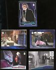 2015 Topps Doctor Who Complete Mini-Master 237-Card Set Base + 4 Insert + Box