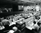 OVERALL VIEW OF MISSION CONTROL DURING APOLLO 10 8X10 NASA PHOTO ZZ 650